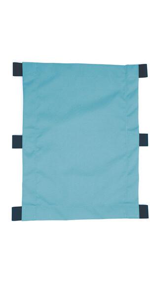 Croozer Zonbescherming voor Kid Plus for 1 turquoise